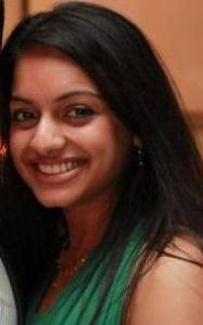 Visalini Srishanmuganathan
